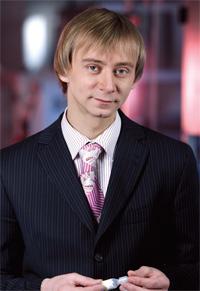 Павло Лукашевич , начальник відділу госпітального продажу ВАТ «Фармак»
