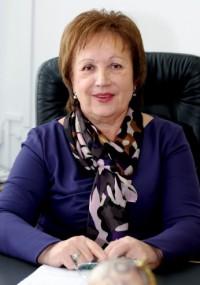 Філя Жебровська, Голова правління, Генеральний директор ВАТ «Фармак», кандидат економічних наук