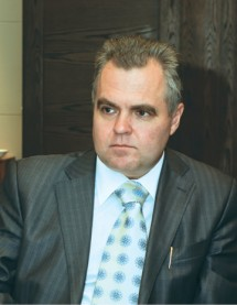 Станислав Дьяченко, глава представительства холдинга STADA CIS вУкраине