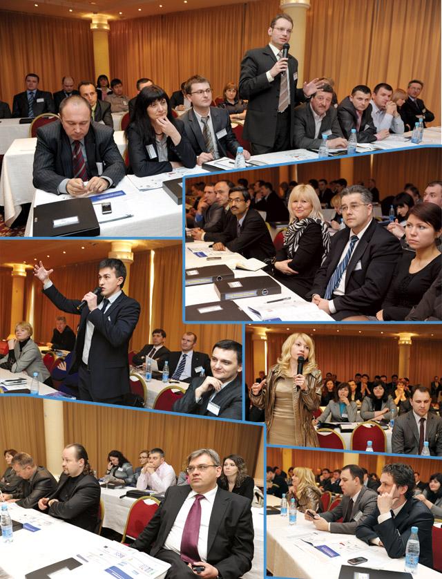 конференции-практикума «Sales Force Efficiency — 2011»