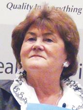 Сюзанна Джакаб (Zsuzsanna Jakab), директор Европейского регионального бюро ВОЗ