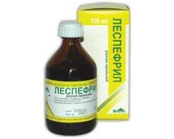 ЛЕСПЕФРИЛ: эффективный фитопрепарат для лечения урологических заболеваний