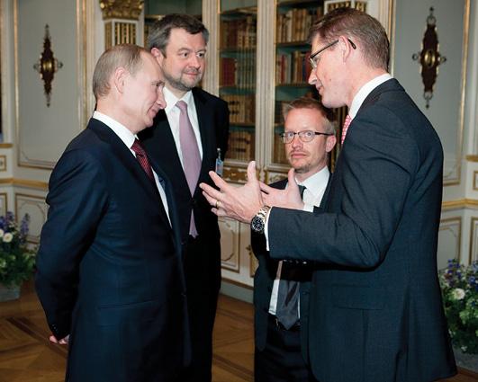 Президент Ново Нордиск обсудил сроссийским премьером проект локализации производства