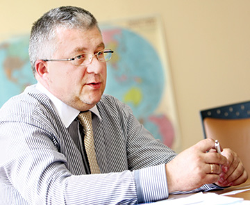 Новий керівник ЗАТ «ІНДАР» Євген Кононенко: «Якість українських інсулінів значно зросте»