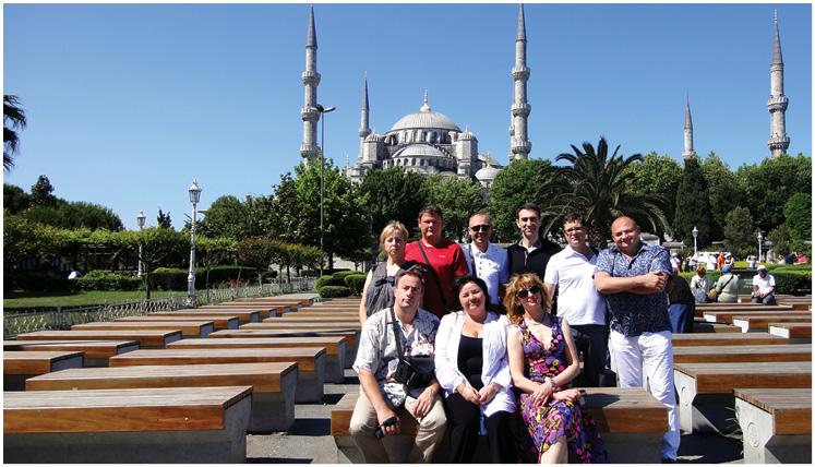 Турция — открываем новые горизонты вместе с«NOBEL»