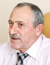 Віктор Денисенко, голова Державної санітарно-епідеміологічної служби Донецької області