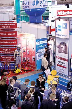 XX выставка «Здравоохранение 2011»: современное оборудование иинновации