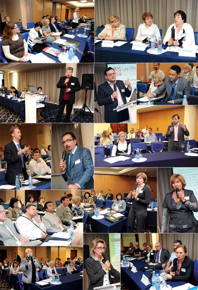 PARAPHARMACEUTICALS IN UA: 1-я Ежегодная специализированная конференция – 2011