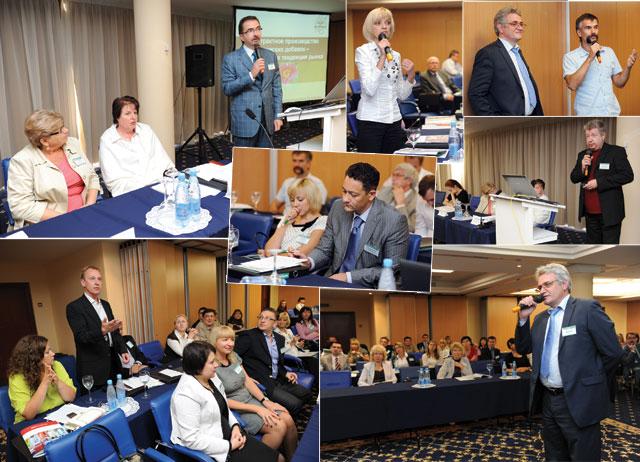 «PARAPHARMACEUTICALS in UA — 2011» 1-я ежегодная специализированная конференция. Часть 1