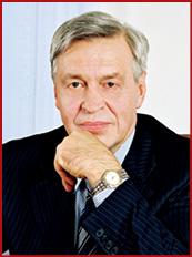 В.П. Черних, ректор Національного фармацевтичного університету, професор, член-кореспондент НАН України