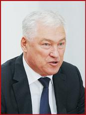 О.В. Аніщенко, міністр охорони здоров'я України