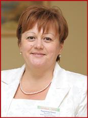 Олена Пруднікова, голова громадської організації «Миколаївська обласна фармацевтична асоціація «ФармРада»