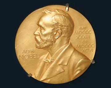 Оглашены Нобелевские лауреаты 2011г.