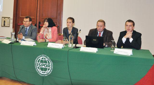 14-й Європейський конгрес Міжнародного товариства фармакоекономічних досліджень ISPOR «Раціональні рішення вохороні здоров'я вчаси економічних викликів»