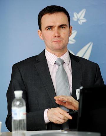 Борис Даневич, адвокат, партнер адвокатской фирмы «Паритет»
