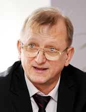 Виктор Сердюк, президент Всеукраинского Совета защиты прав ибезопасности пациентов