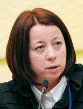 Ольга Скорина, руководитель юридического департамента Всеукраинского совета защиты прав ибезопасности пациентов