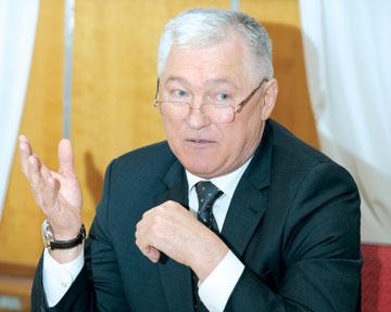 Олександр Аніщенко: поштовхом для розвитку вітчизняного фармвиробництва стане удосконалення нормативної бази