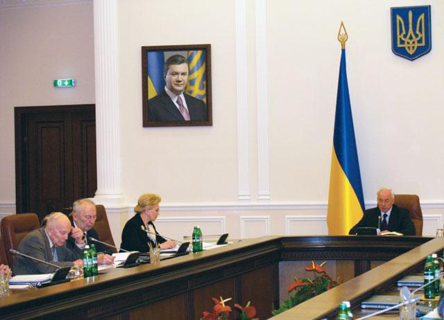 Засідання уряду щодо розвитку системи охорони здоров'я