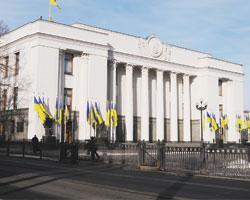 Парламент ухвалив у першому читанні законопроект про мораторій наштрафи для спрощенців