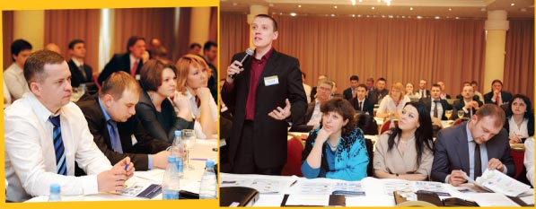 III специализированная конференция-практикум «Sales Force Efficiency-2012». Часть 3