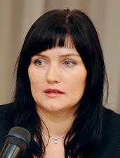 Наталья Тахтаулова, начальник Управления лицензирования исертификации производства Гослекслужбы