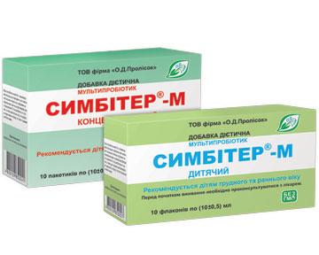 СИМБИТЕР®-М — новый мультипробиотик от компании «О.Д.Пролисок»