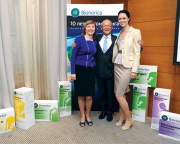 «Бионорика» вУкраине: успешно взят рубеж первого десятилетия
