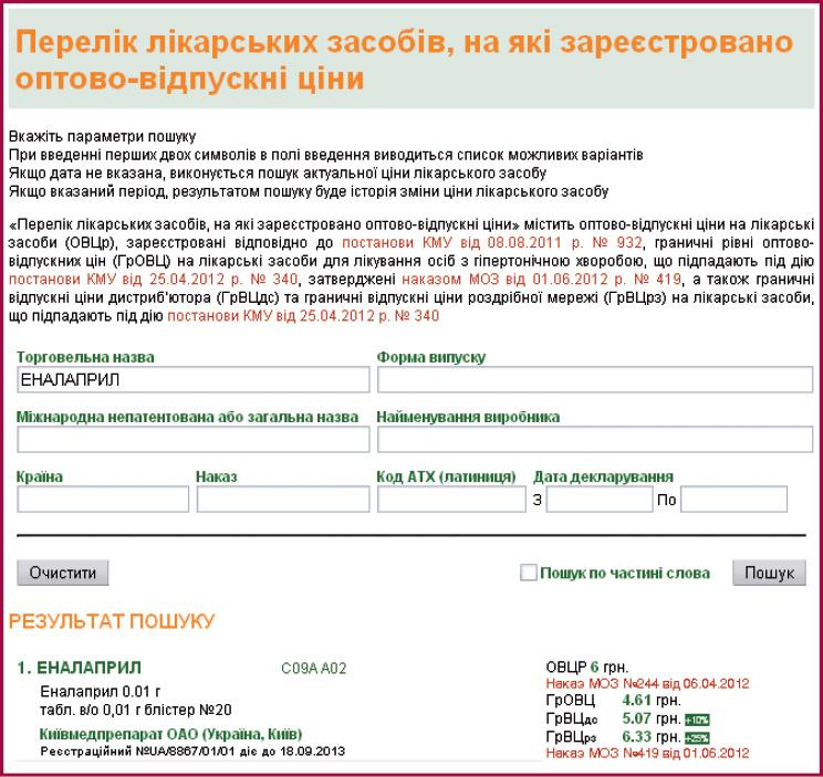 Предельная оптово-отпускная цена истоимость препарата сучетом торговых наценок