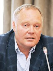 Олександр Літус, головний позаштатний спеціаліст МОЗ України зі спеціальності «Дерматологія»