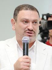 Александр Заславский, генеральный директор издательского дома «Заславский»