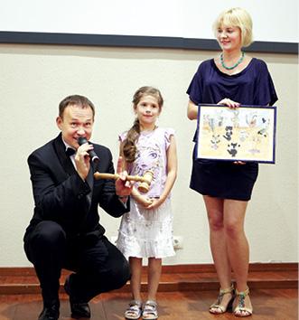 Состоялся благотворительный аукцион детских рисунков вподдержку центра эпилепсии