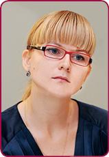 Зоряна Топорецкая, старший юрист ЮК «Jurimex»