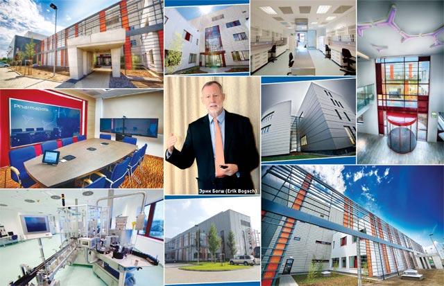 «Фармаполис» — суперсовременный биотехнологический научно-производственный комплекс