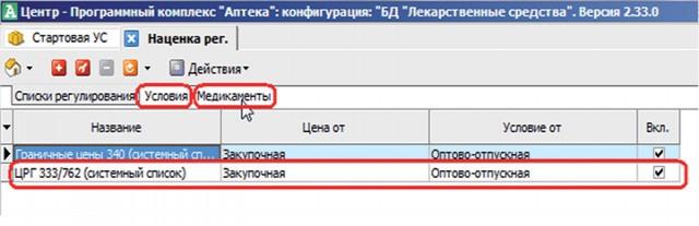 программный комплекс «Аптека» (ПК «Аптека»), разработанный ООО «Софтинформ»