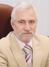 Виктор Бабасиньян, генеральный директор КП «Луганская областная «Фармация»