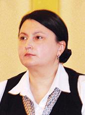 Лариса Тітенко, голова правління Державної акціонерної компанії «Ліки України»