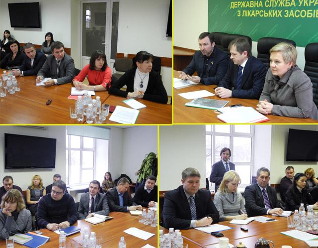 Представители фармбизнеса обсудили порядок внедрения процедуры лицензирования импорта