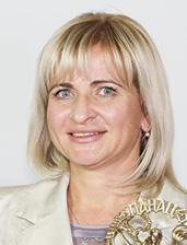 Инна Бакуменко, руководитель подразделения препаратов специализированной помощи компании «Pfizer H.C.P. Corporation»
