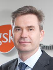 Андрей Стогний, региональный генеральный директор компании ГлаксоСмитКляйн Фармасьютикалз Украина, Молдова, Беларусь, Кавказ