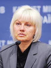 Людмила Мініна