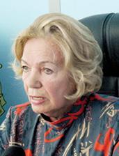 Людмила Воробьева, главный внештатный специалист МЗ Украины поспециальности «онкогинекология»