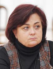 Людмила Коношевич, начальник управління лікарських засобів і медичної продукції МОЗ України