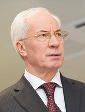 Микола Азаров, Прем'єр-міністр України