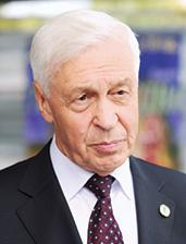 Валентин Черных, ректор НФаУ, член-корреспондент НАН Украины, профессор