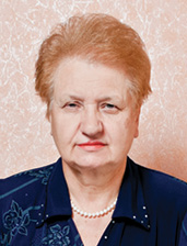 Людмила Горюнова, голова правління Київської обласної асоціації аптечних працівників, заслужений працівник фармації України