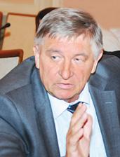 В.К. Печаєв, президент Об'єднання організацій роботодавців медичної та мікробіологічної промисловості України