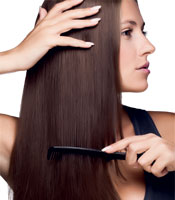 Вчем секрет силы волос?