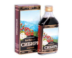 Алтайские бальзамы «Сибирь»