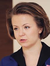Євгенія Ярмолюк, юрист юридичної фірми «ОМП»